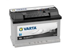 Varta Black Dynamic 70Ah E9