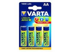 VARTA UPPLADDNINGSBARA AA READY TO USE HR6