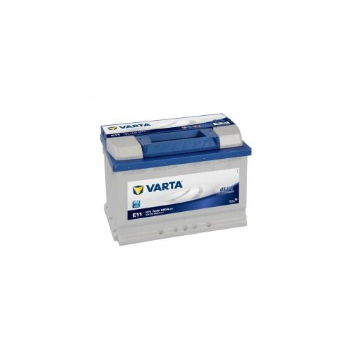 Varta Blue Dynamic 74Ah E11