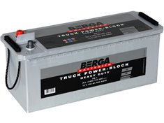 Berga Truck Power Block 140Ah