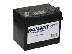 Danbrit MC-batteri 28Ah